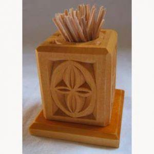 toothpick holder large desk coaster patterns