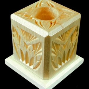 toothpick holder small candle holder TB