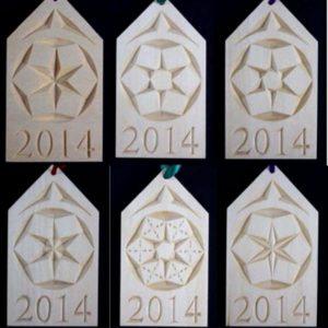 2014 Christmas Ornament