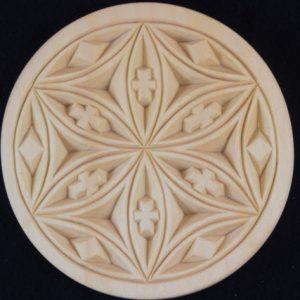bevcomm coaster disc pattern