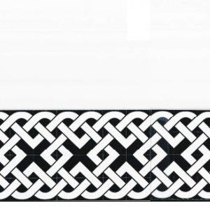 celtic knot 5×7 frame pattern
