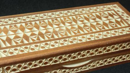 double knife box ditri pattern