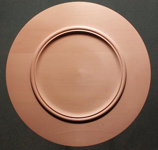 Inside Beaded Rim Plate