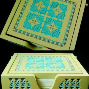 napkin holder box pattern