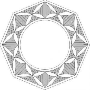 octagon remo pattern