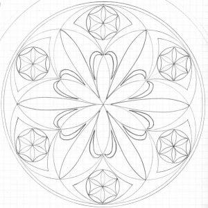 plate rosette