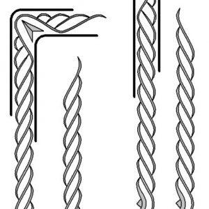 rope border