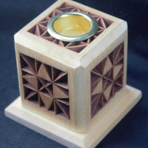 small candle toothpick holder quilt pattern