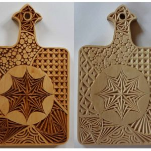 small cutting board tangle