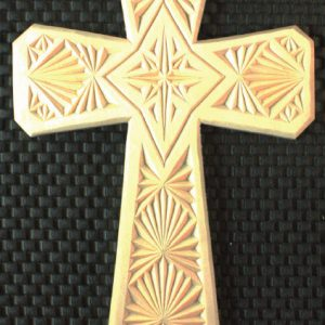 Medium Cross, Geometric pattern