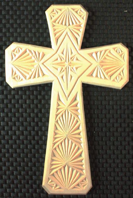Medium Cross, Geometric pattern
