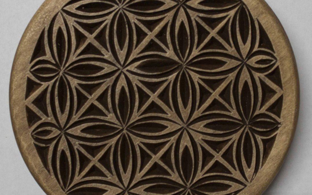 Candy Jar Lid Grid pattern (Adobe pdf)