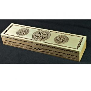 Candle / Pencil Box Celtic Knot Cross – Adobe (pdf)