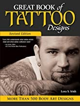 Great Book of Tattoo Designs, Lora Irish ISBN-10 - 1565238133