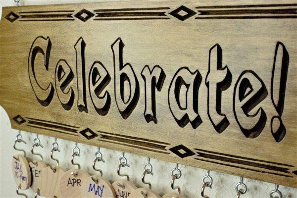 anniversary birthday board