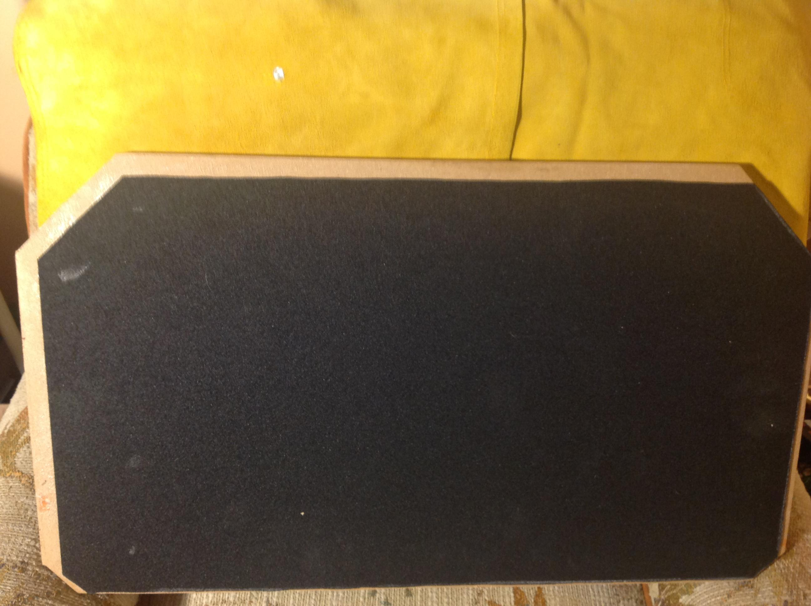 Lap carving board like on the website