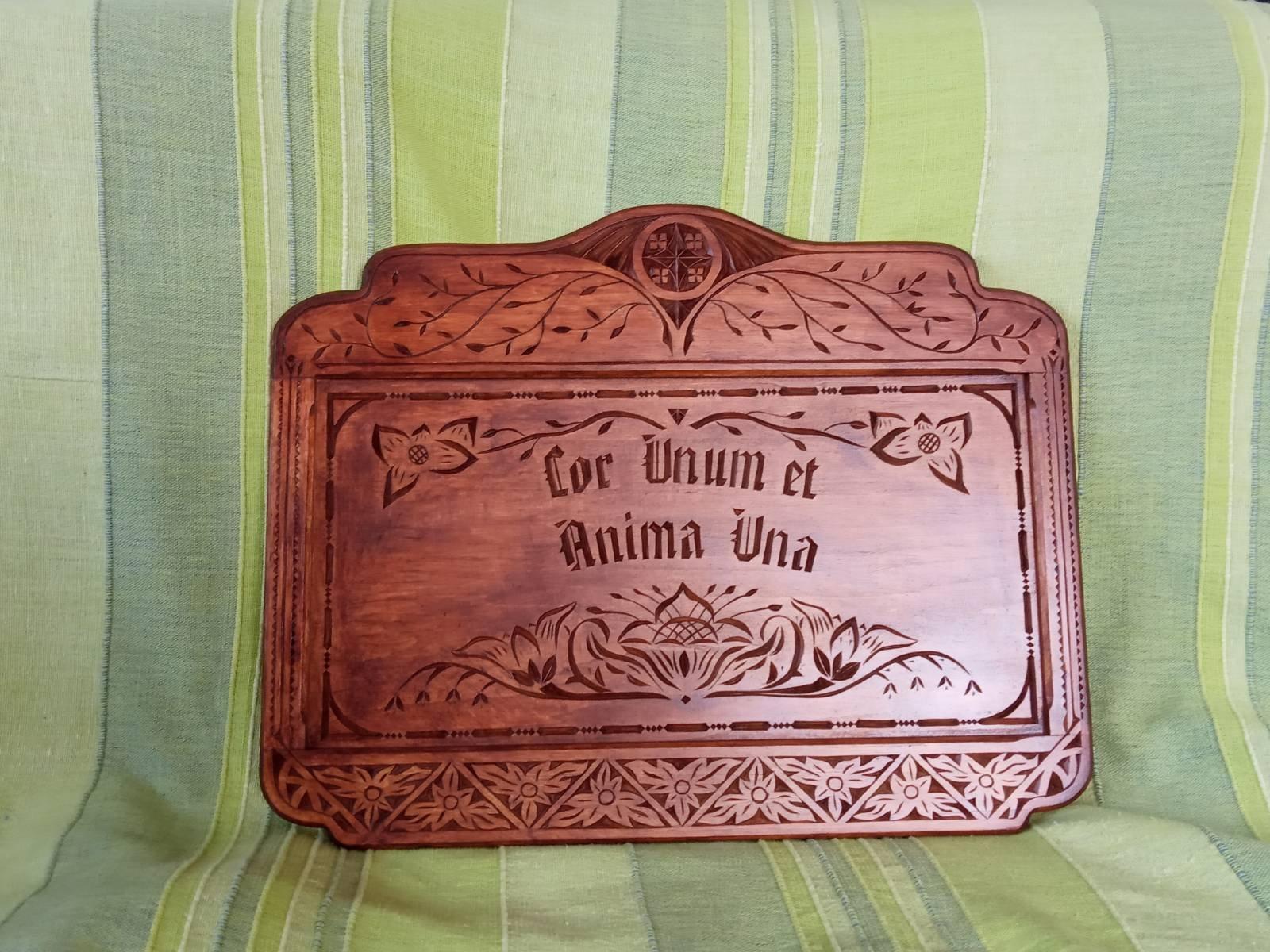 wedding anniversary plaque